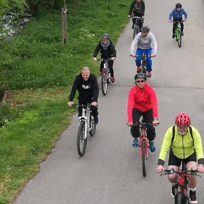 Sortie Vélo 1er Mai